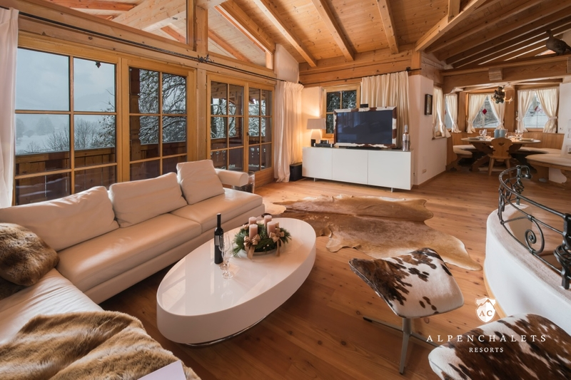 luxus chalet schwarzsee kitzb hel h ttenurlaub in kitzb heler alpen mieten alpen chalets. Black Bedroom Furniture Sets. Home Design Ideas