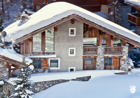 frankreich alpen chalets h ttenurlaub in luxus ski. Black Bedroom Furniture Sets. Home Design Ideas