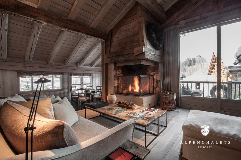 luxus chaletsuiten in meg ve h ttenurlaub in meg ve mieten alpen chalets resorts. Black Bedroom Furniture Sets. Home Design Ideas
